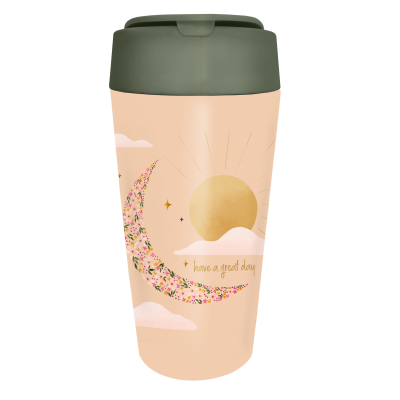 Deluxe plant cup