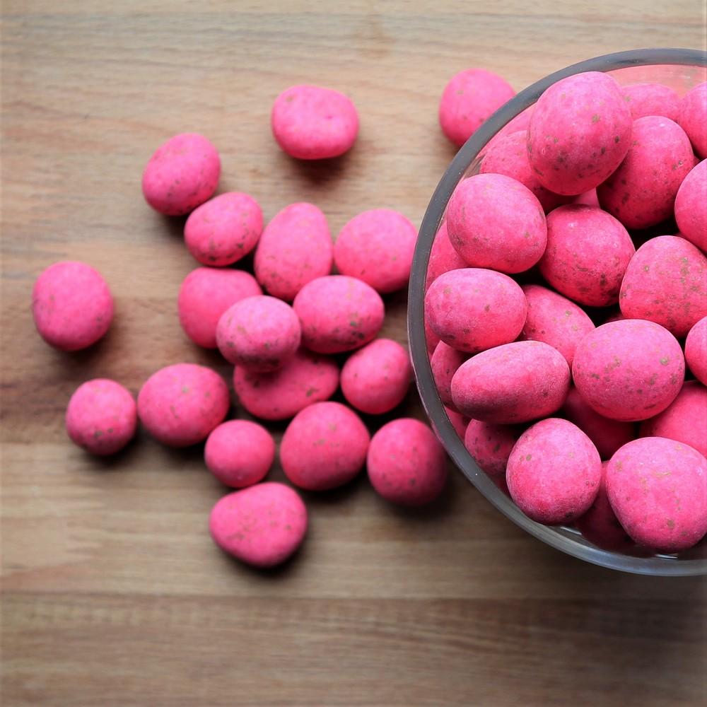 Βότσαλο φράουλας Σοκολάτες