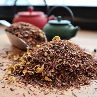 Rooibos Orange Ginger